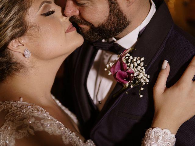 O casamento de Flávia e Juliano