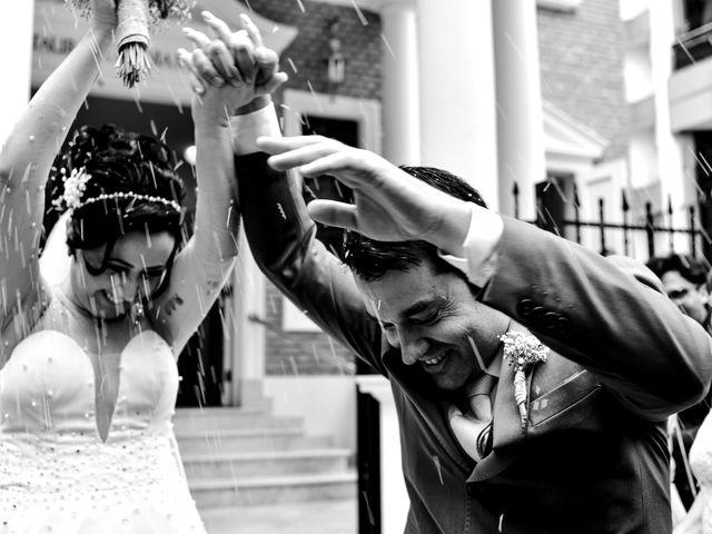 O casamento de Paula e Acacio