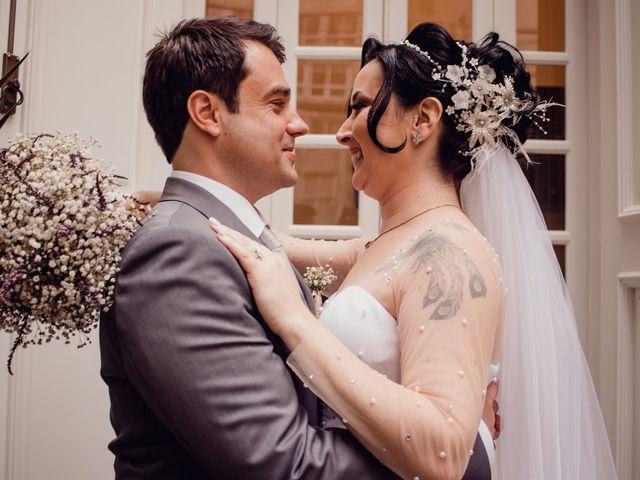 O casamento de Acacio e Paula em São Paulo, São Paulo 35
