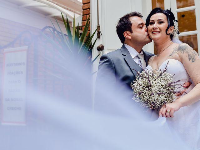 O casamento de Acacio e Paula em São Paulo, São Paulo 37