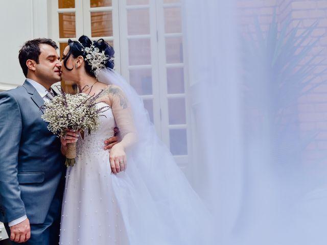 O casamento de Acacio e Paula em São Paulo, São Paulo 38