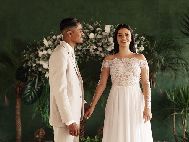 O casamento de Jéssica e Lucas