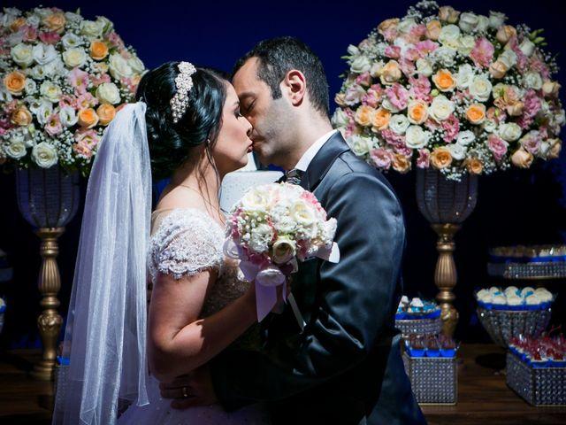 O casamento de Mirian e Leonardo