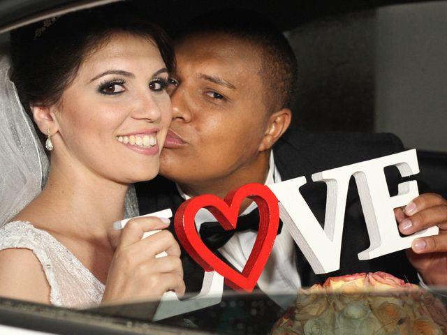 O casamento de Kamila e Dionei