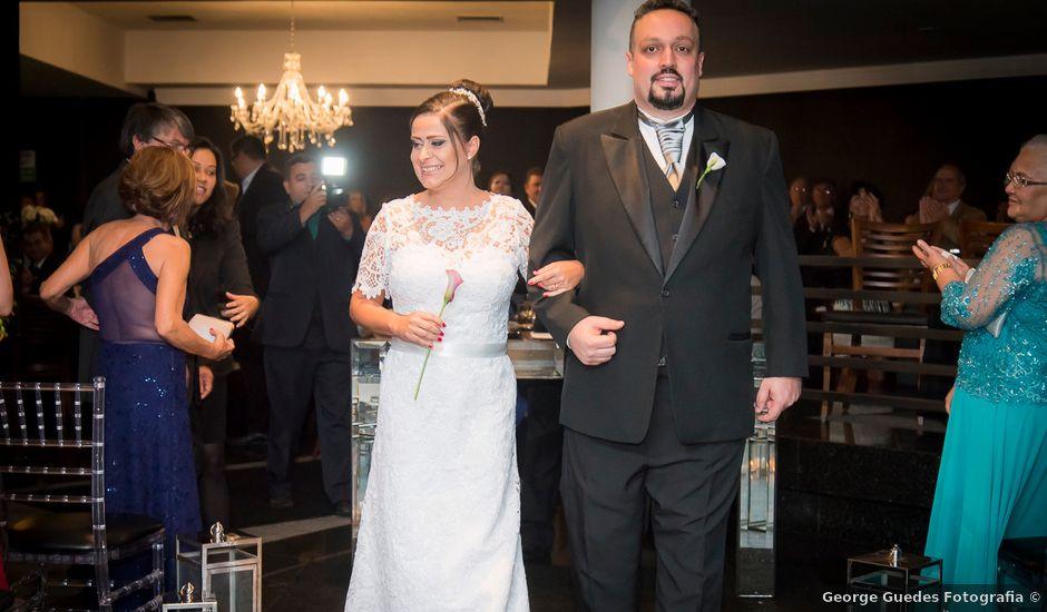 O casamento de Juliano e Fabiane em Curitiba, Paraná