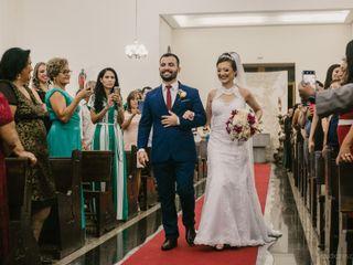 O casamento de Ingrid e Filipe