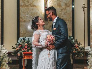 O casamento de Olivia e Allan