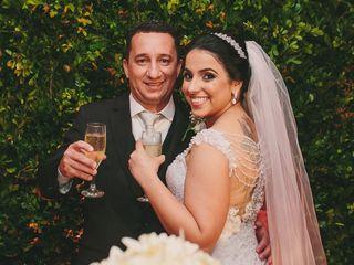 O casamento de Rayanne e André