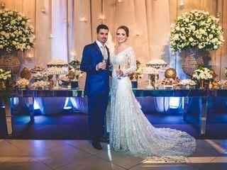 O casamento de Daiane e Alexandre