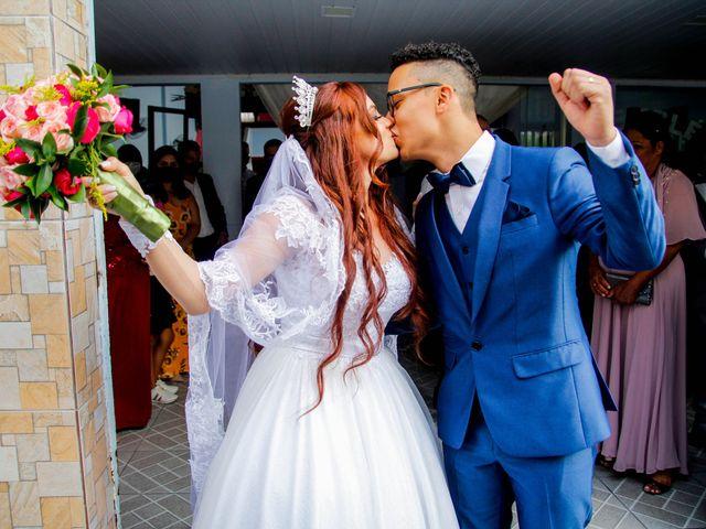 O casamento de Jessica e Gabriel