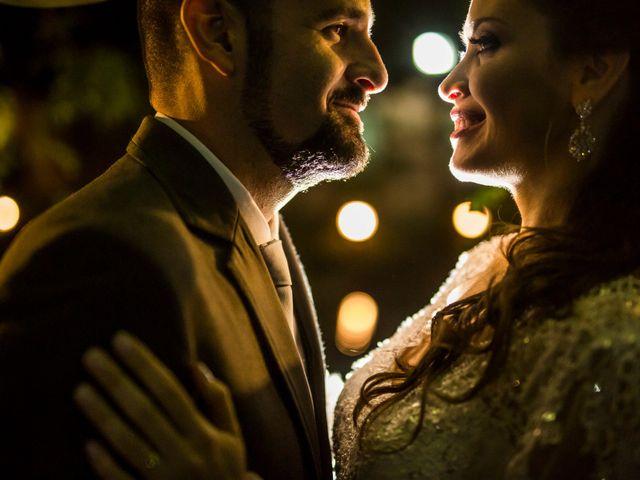 O casamento de Adriana e Filipe