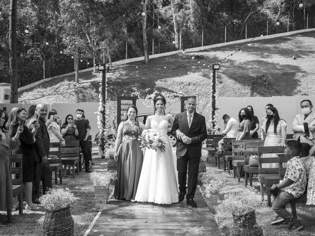 O casamento de Moises e Dayna em Guarulhos, São Paulo 40