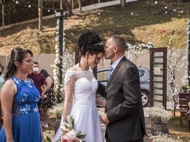 O casamento de Moises e Dayna em Guarulhos, São Paulo 41