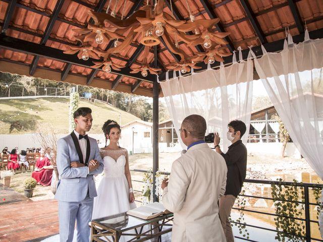 O casamento de Moises e Dayna em Guarulhos, São Paulo 47