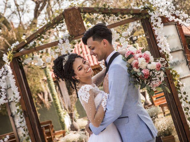 O casamento de Dayna e Moises