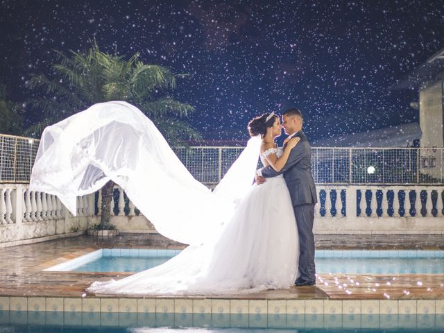 O casamento de Thamy e Sidney