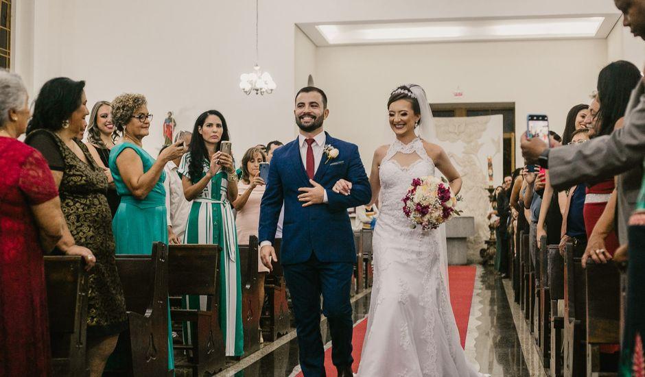 O casamento de Filipe e Ingrid em Contagem, Minas Gerais