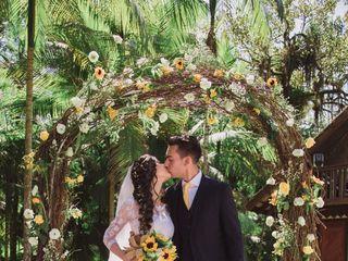 O casamento de Michelly  e Caíque  1