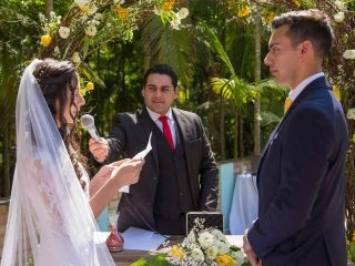 O casamento de Michelly  e Caíque