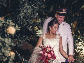 O casamento de Sabrina e Ruy