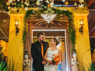 O casamento de Juliana e Everton