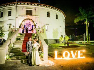 O casamento de Meridiana e Marcelo 1