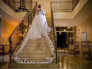 O casamento de Samuel e Carla