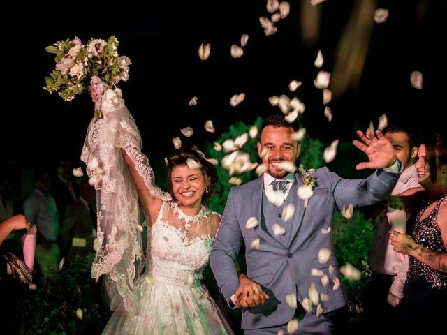 O casamento de Aline e Walison