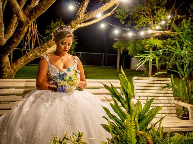 O casamento de Carla e Samuel em Brasília, Distrito Federal 15