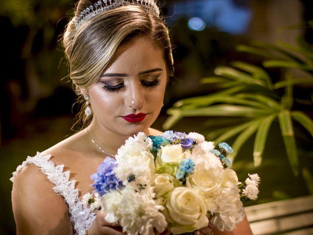 O casamento de Carla e Samuel em Brasília, Distrito Federal 17