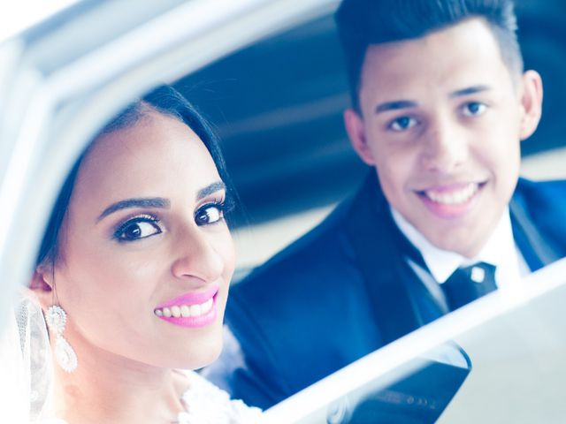 O casamento de Giovana e Gabriel