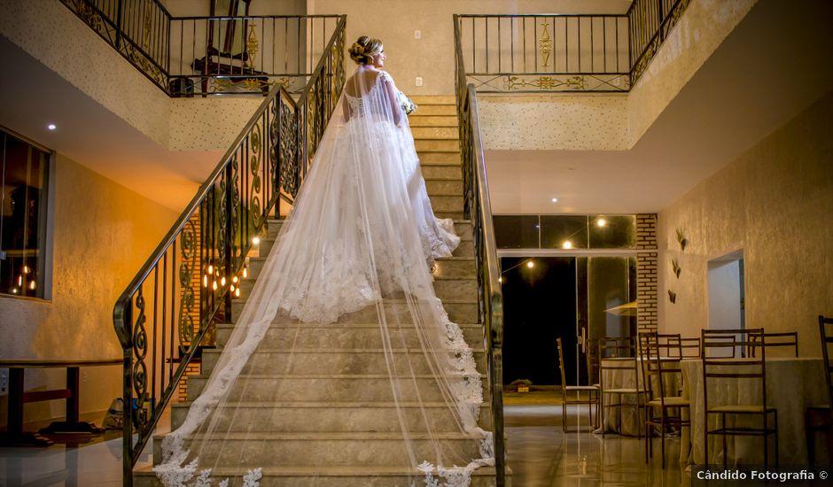 O casamento de Carla e Samuel em Brasília, Distrito Federal