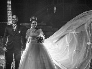 O casamento de Stephany e Betho