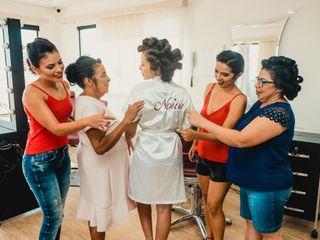 O casamento de Camila e Fernando 1