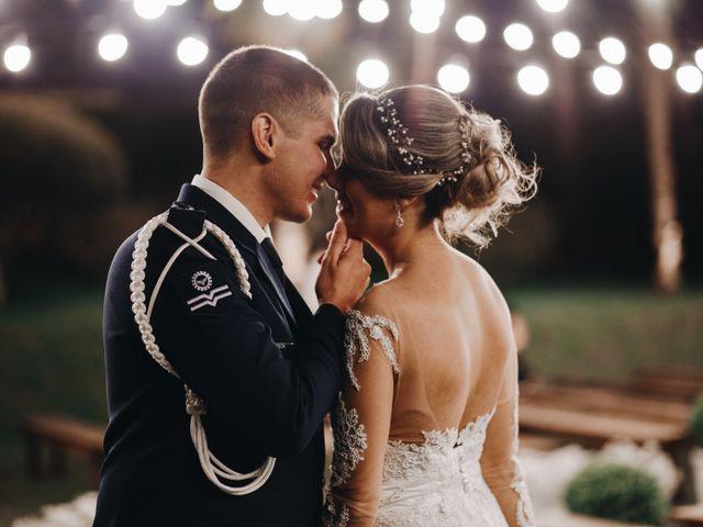 O casamento de Juliane e Murilo