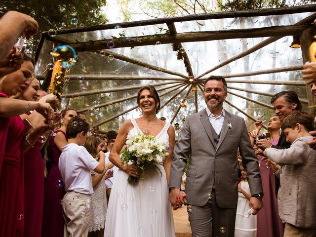 O casamento de Andrea e Alexandre