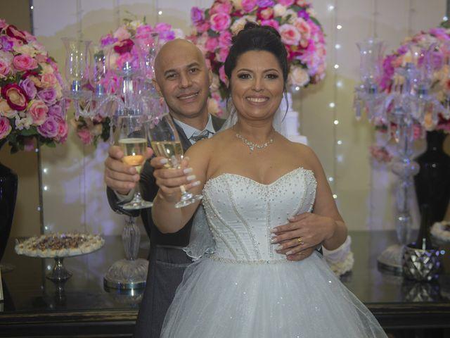 O casamento de Marcio e Nalva