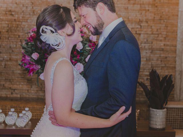 O casamento de Nadia e Adriano