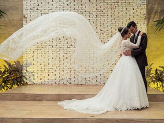 O casamento de Luiza e Rafael