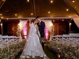O casamento de Lia e Alisson  1