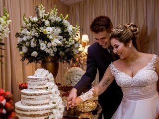 O casamento de Lia e Alisson  2