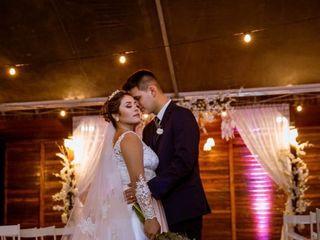 O casamento de Lia e Alisson
