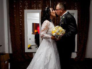 O casamento de Angelina e João Maria