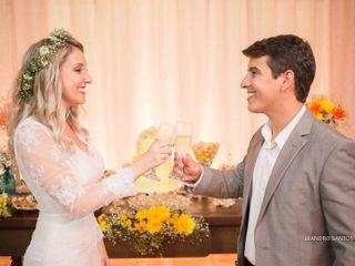 O casamento de Vanessa e Leandro