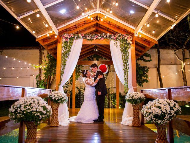 O casamento de Helena e Yago