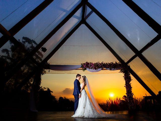 O casamento de Viviane e Bruno