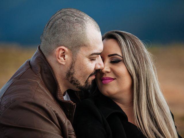 O casamento de Cleiton e Fernanda em Campo do Meio, Minas Gerais 3