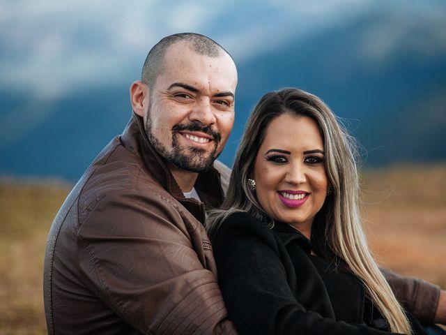 O casamento de Fernanda e Cleiton