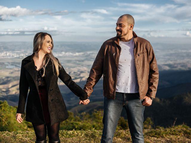 O casamento de Cleiton e Fernanda em Campo do Meio, Minas Gerais 7