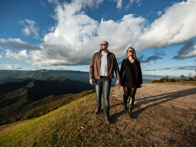 O casamento de Cleiton e Fernanda em Campo do Meio, Minas Gerais 10